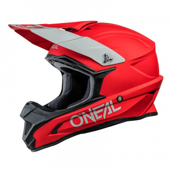 Oneal 1SRS Helmet Solid Red