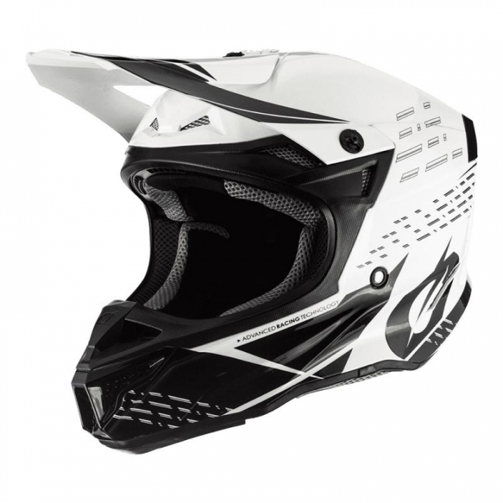 Oneal 5SRS Polyacrylite Helmet Trace Black/White